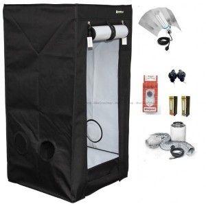HOMEbox® Evolution Q60 Kit, low energy 125 +200w #Gardening