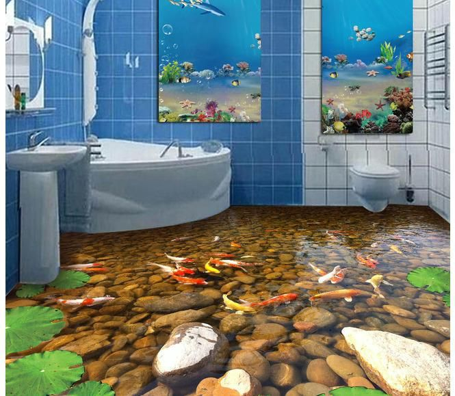 145 best images about 3d floor designs on pinterest for Mural adalah