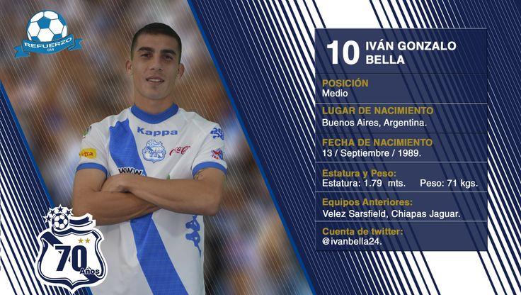 #10 Ivan Bella