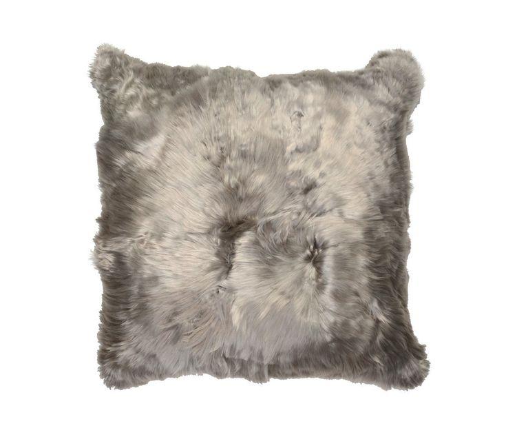 Suri Alpaca Fur Pillow Cover Lumbar