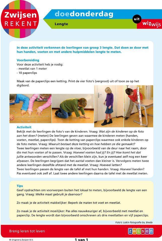 #DoeDonderdag Zwijsen Rekent