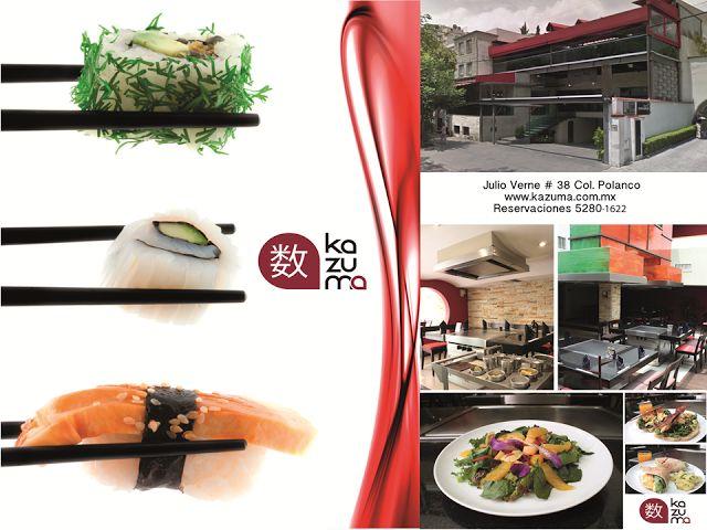 La mejor comida japonesa en polanco conozca sobre las - Restaurante julio verne ...
