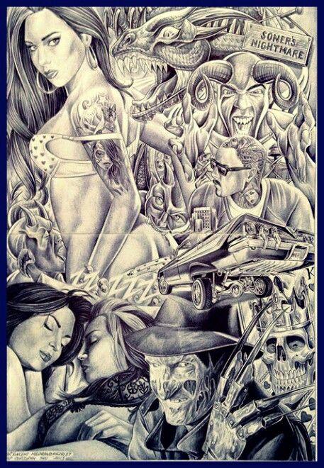 Tight artwork