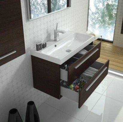 Konserwacja umywalek z konglomeratu. | Elita – Meble Łazienkowe