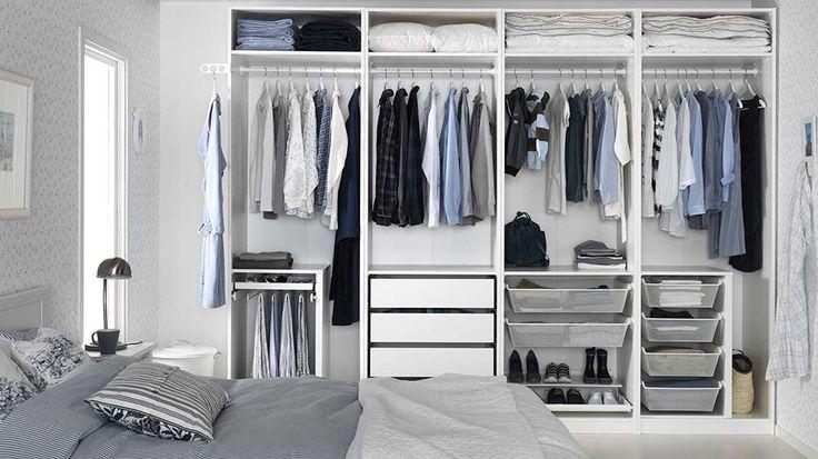 les 25 meilleures id es de la cat gorie pendrie sur pinterest dressing rangement ouvert pour. Black Bedroom Furniture Sets. Home Design Ideas