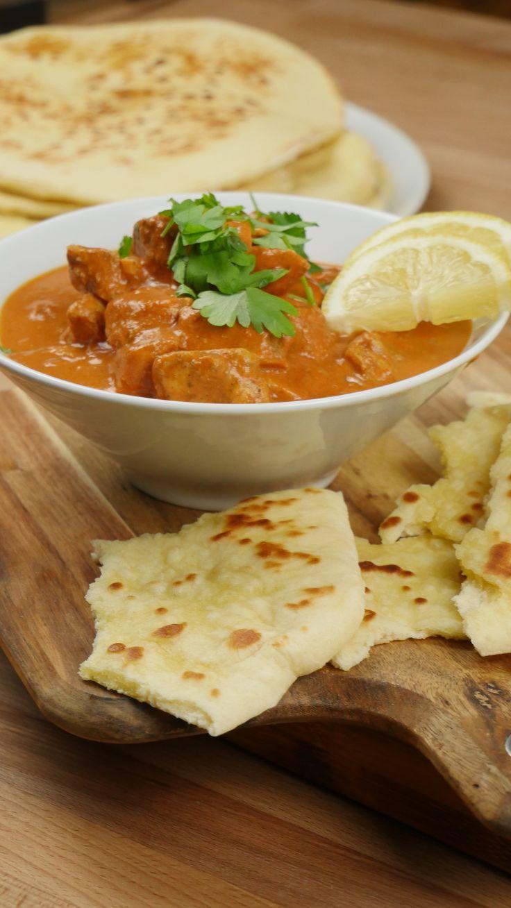 Das beste Rezept für indisches Butter Chicken für euch im Video von kochkino.de nachgekocht.