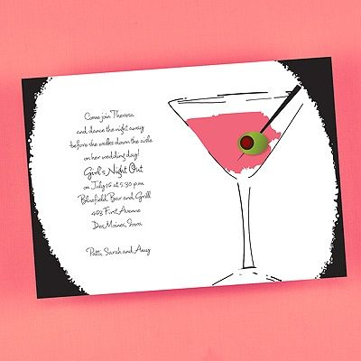 10 best cocktail party images on pinterest cocktail parties cool cocktail pink invitation pink invitationsinvitenew years eve stopboris Images
