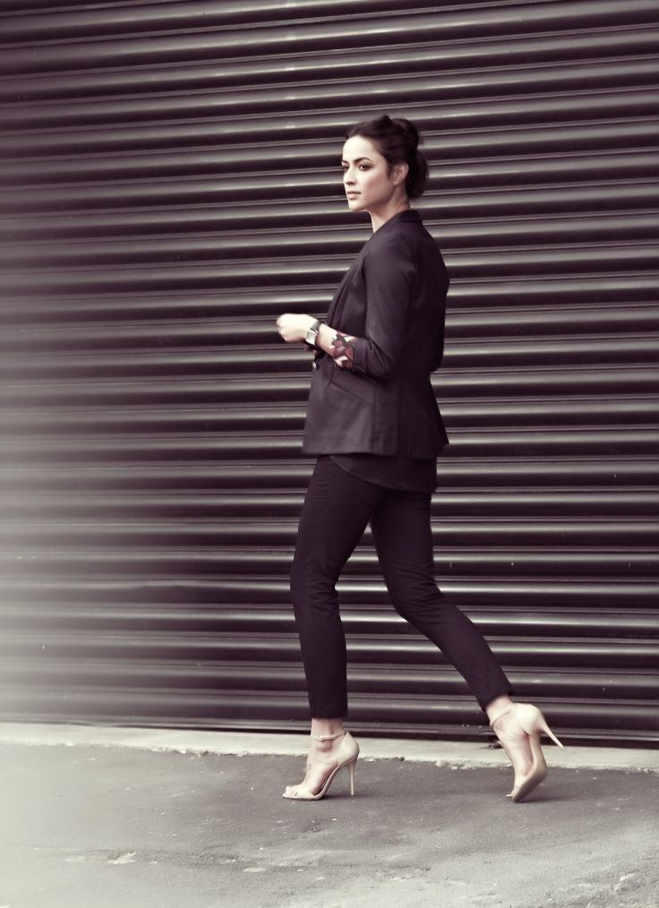 George Street chic tailoring