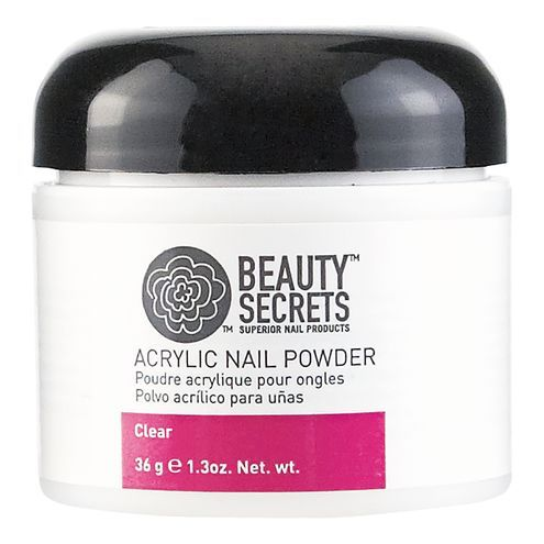 how to make colored acrylic powder for nails
