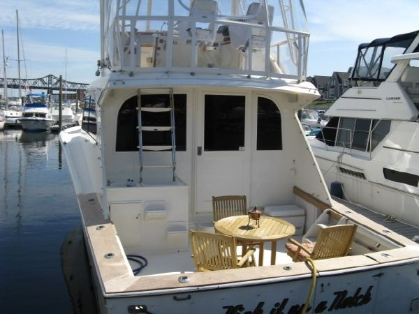 46' Post 1985 - $129,000 - I want to be here :)