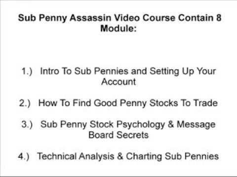 How to make money day trading penny stocks