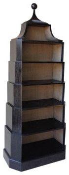 Empire Bookcase contemporary-bookcases