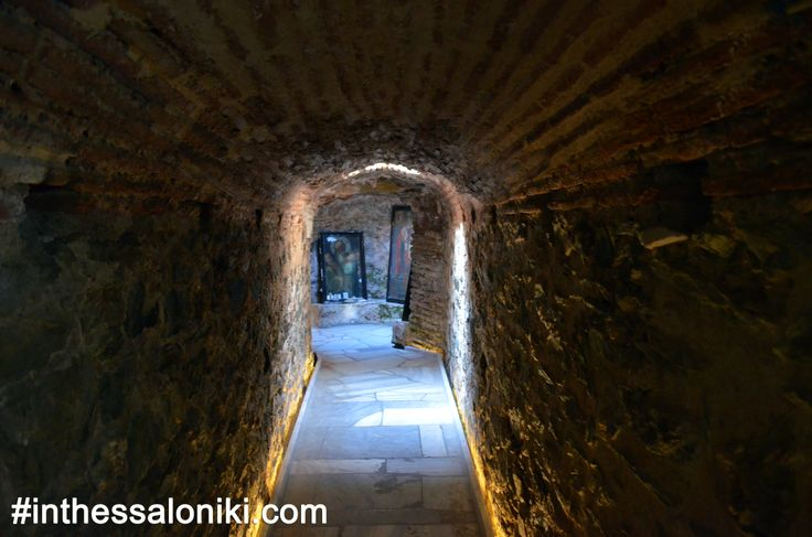 ● Thessaloniki - The catacombs of saint John are located next to the temple of Agia Sofia.   ● Θεσσαλονίκη - Κατακόμβες Αγίου Ιωάννη     ● #Thessaloniki #Catacombs #Archaeology #agios #ioannis #greece #travel #explore #grecia #grece #salonique #solun #sallonica #θεσσαλονίκη #κατακόμβες