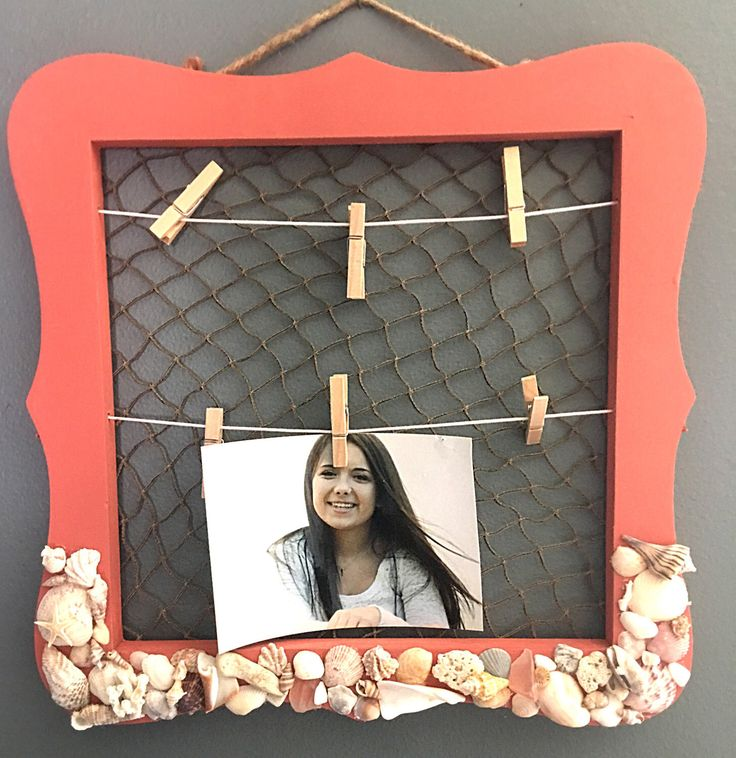 A personal favorite from my Etsy shop https://www.etsy.com/listing/505296616/clothespin-picture-holder-picture-frame