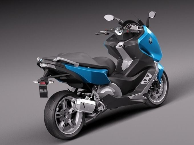 bmw c600 sport 2013 by squir on creative market inmax. Black Bedroom Furniture Sets. Home Design Ideas