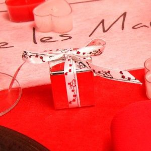 Ruban mariage Vive les mariés / Wedding Ribbon