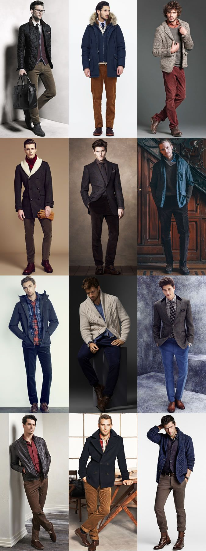 Style Tips for Men's Trousers#mens pants#Mens fashion clothing