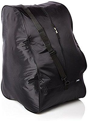 Amazon Jeep Car Seat Travel Bag Universal Size Cover Fits All Seats Shoulder Strap Included For Airport Gate Check In Infant And Baby