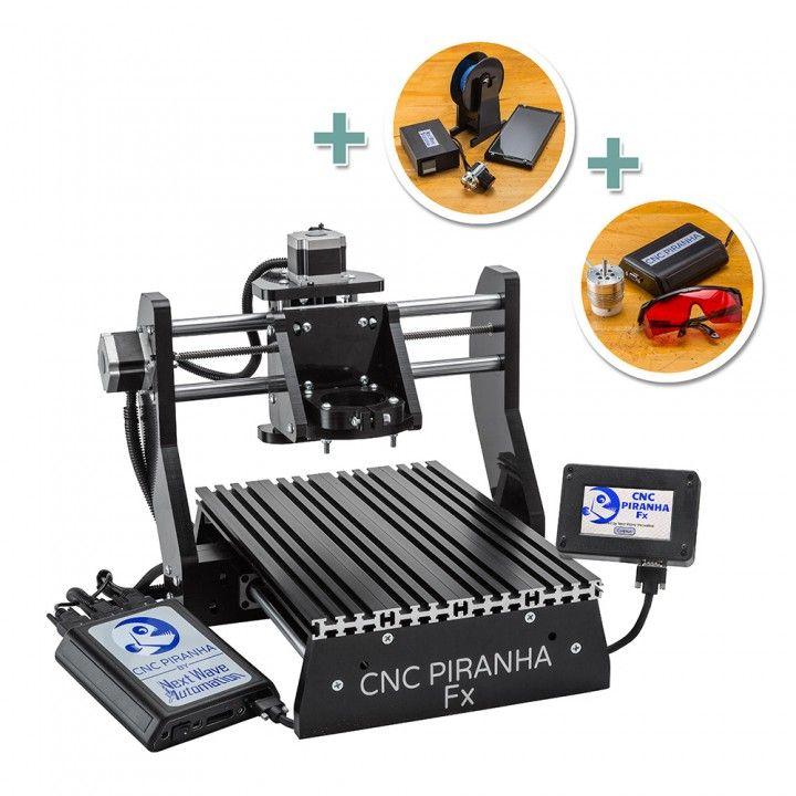 3d printer scanner milling machine