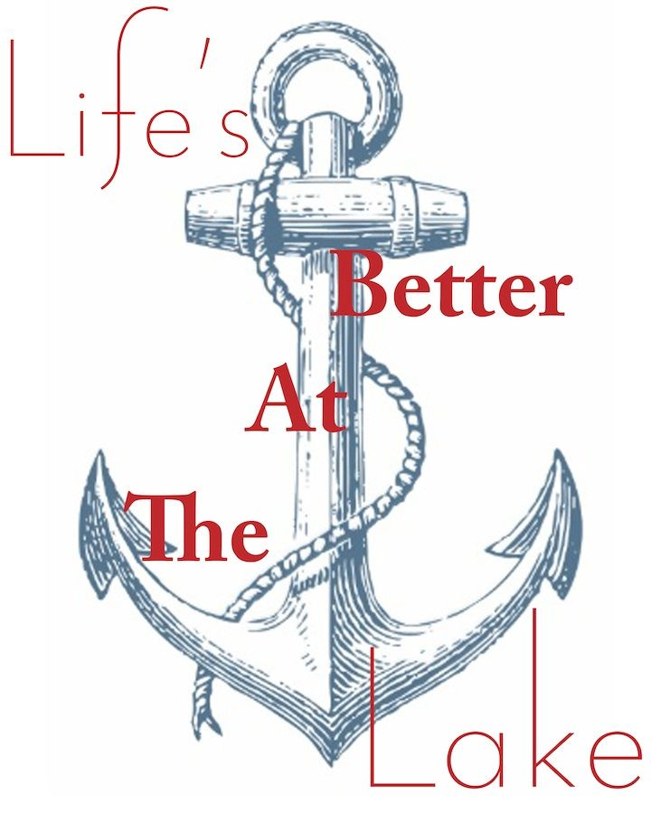 "Life's Better At The Lake  Original Art suitable for framing at the lake house.  Prints to an 8"" x 10"" file  Free Instant Download for March, 2015  Check back as we plan to release a new design each month!  Our way of saying thanks for visiting our website  Click HERE to get it now!"