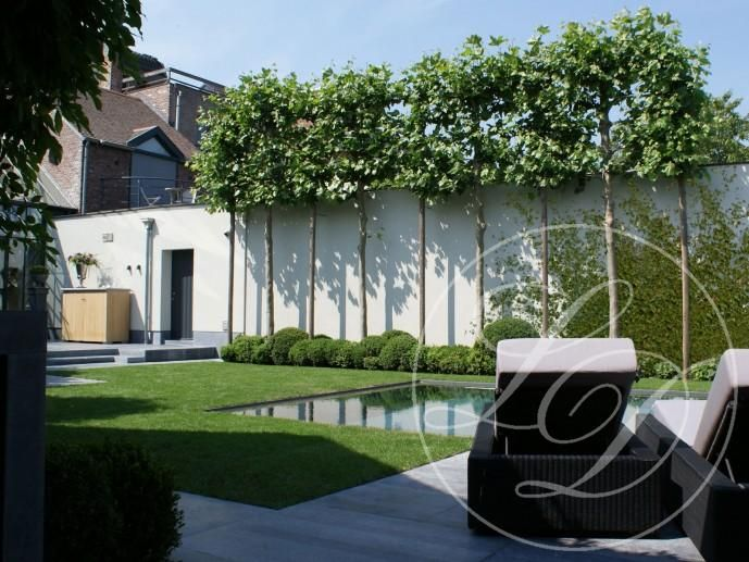 Landscaping design by Ludo Dierckx