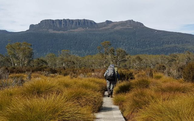 The Overland Track - Self Guided Walk