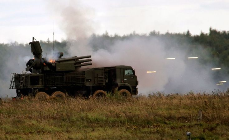 ICYMI: Who Attacked a Russian Military Base with a 'Swarm' Strike?