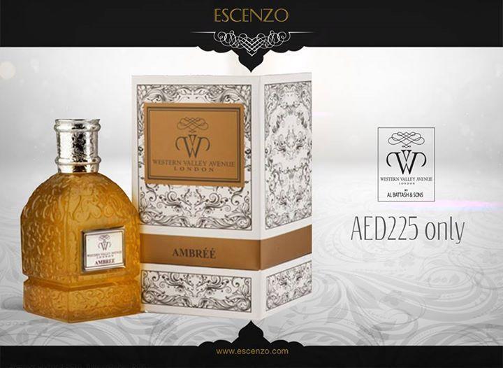... information: المزيد من المعلومات:  http://escenzo.com/western-valley-avenue-london/western-valley-ambree-edp-75-ml  #perfumes , #perfume , #fragrance, ...