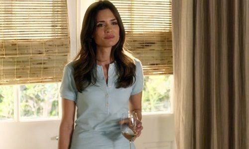 Eggshell Blue Polo Shirt - Melissa Hastings