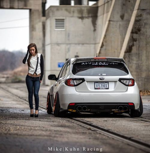 World of #Subaru #Impreza www.asautoparts.com The best part of owning a subi is looking back at that ass