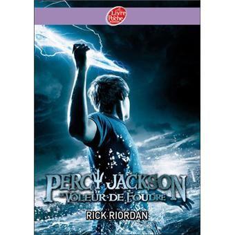Percy Jackson  Le voleur de foudre - Rick Riordan