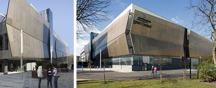 Northumbria University Sport Central – Atkins