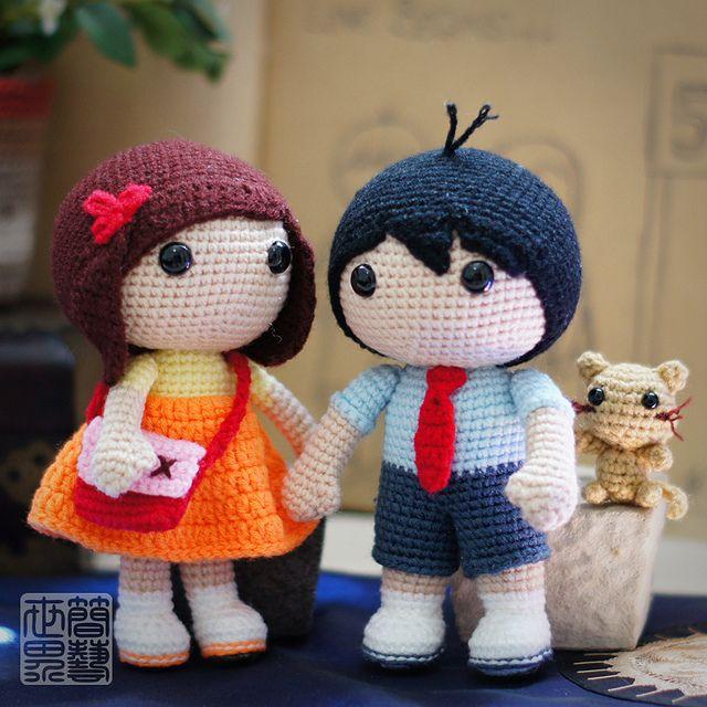 12 mejores imágenes de crochet boy doll en Pinterest | Juguetes de ...