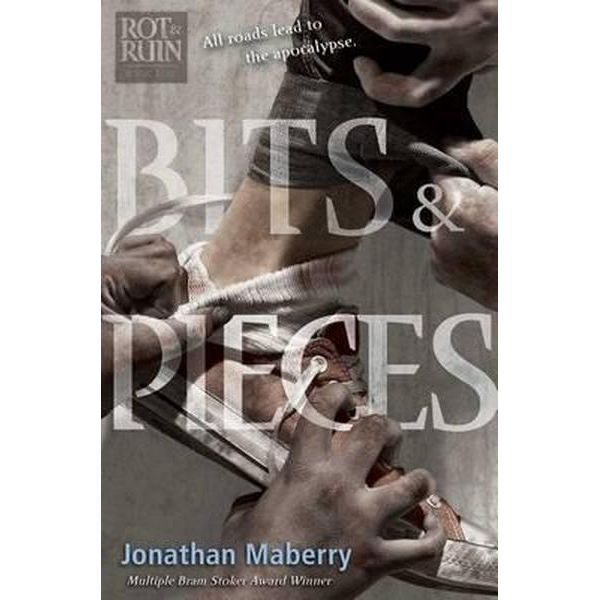 Bits and Pieces - Jonathan Maberry Return to the zombie apocalypse wasteland that is the Rot & Ruin in this short story collection from Jonathan Maberry.