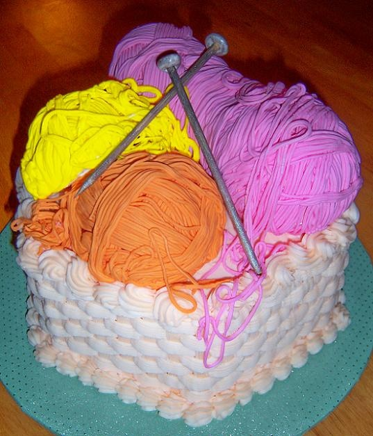 YARN Cooking! Cakes, Cookies, And Other Treats On Pinterest
