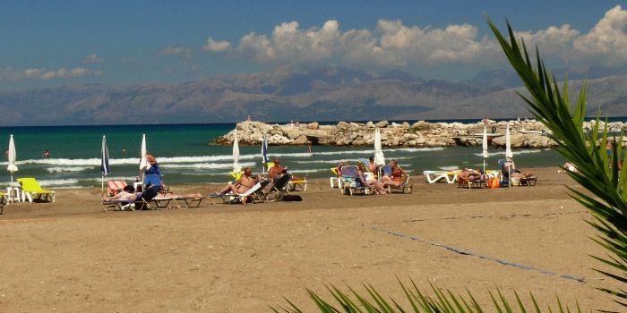 Пляж Рода