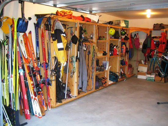 46 Best Ski Storage And Racks Images On Pinterest Ski