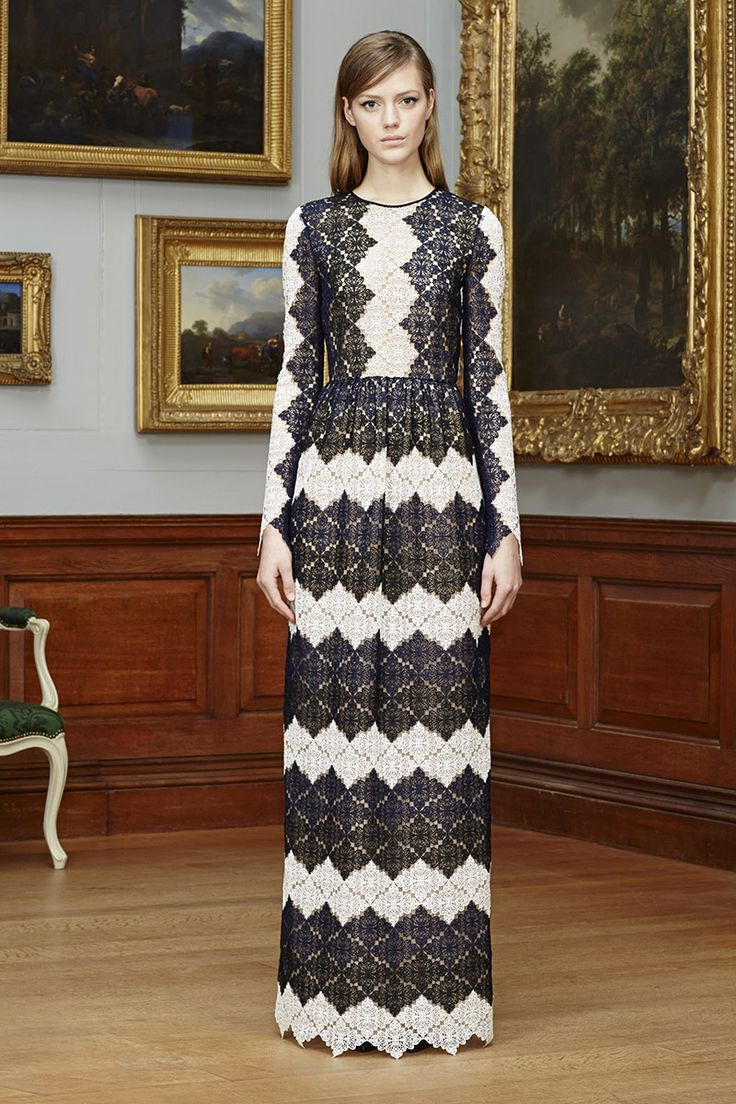Erdem Pre-Fall 2015. See the whole collection on Vogue.com.