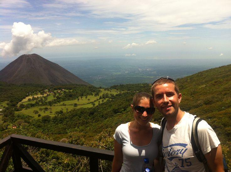 At Parque Nacional Cerro Verde, Santa Ana, El Salvador #travel