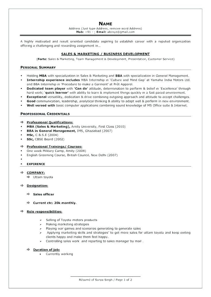 Sample Resume Word Document Free Download Resume Words Resume Template Professional Resume Template