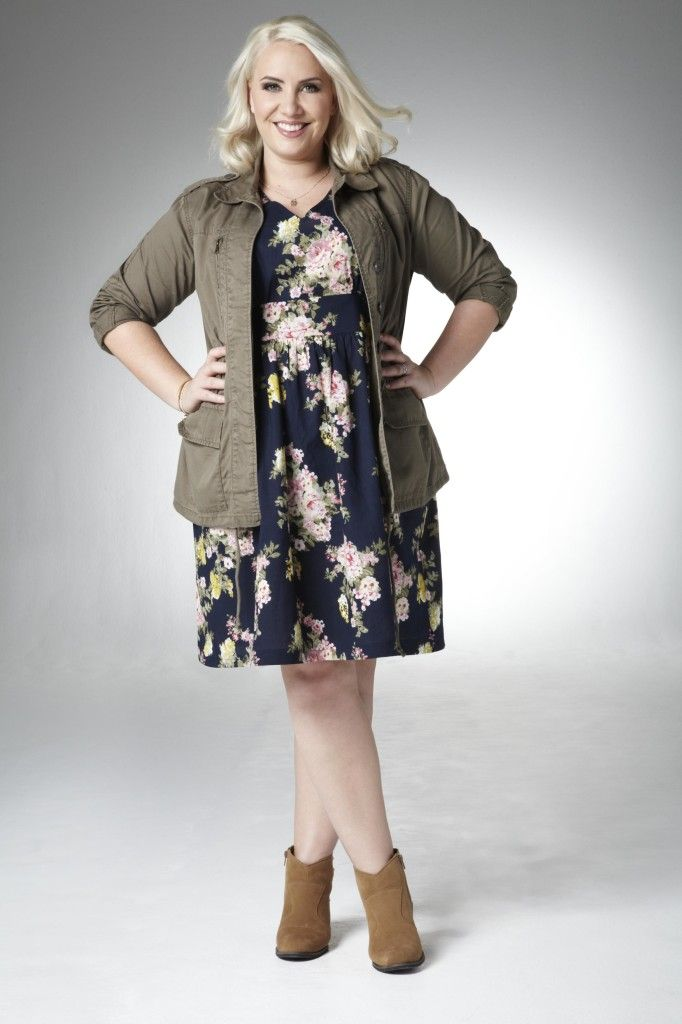 CLAIRE RICHARDS – AMBASSADOR FOR FASHION WORLD AND AN INSPIRATION FOR ALL CURVY GIRLS