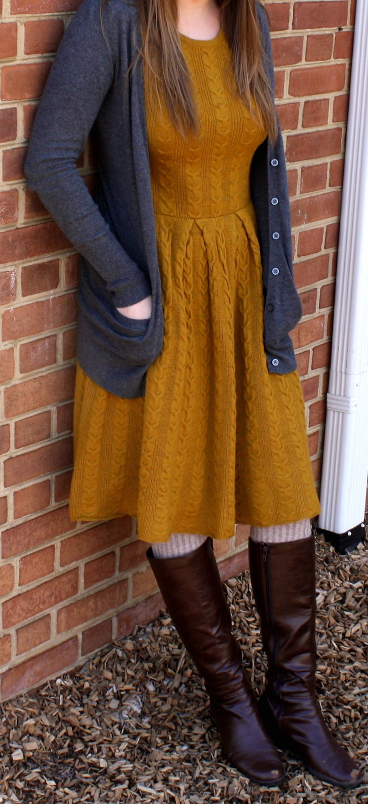 anthropologie dress :: ready for fall