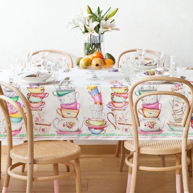 439 mejores im genes sobre decor dining en pinterest - Zara home manteles mesa ...