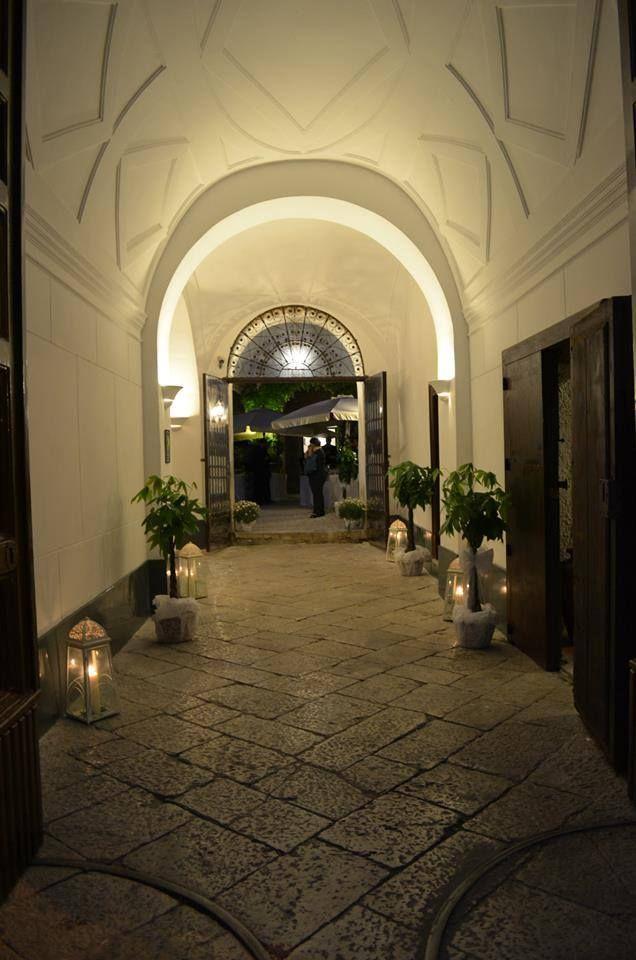 Benvenuti al palazzo Acampora