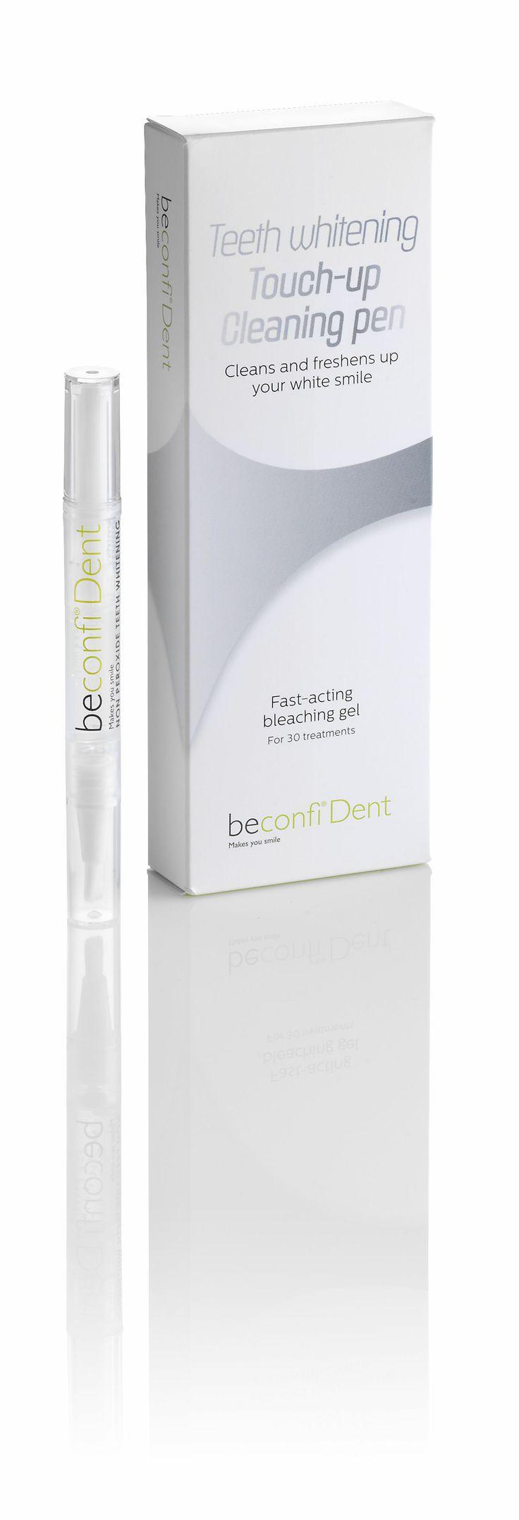 BeconfiDent bělící pero na zuby