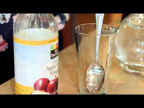 Can Drinking Vinegar Water Really Make You Alkaline? (Video)   LIVESTRONG.COM