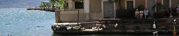 Verschillende manieren van reizen naar het Gardameer