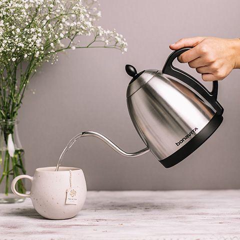 Wasserkocher – mit Temperaturregler und Warmhaltefunktion   Perfekt für Teeliebhaber   ▻ Wasserkocher jetzt bestellen!