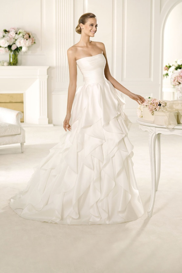 свадебные платья pronovias #wedding #dress #pronovias