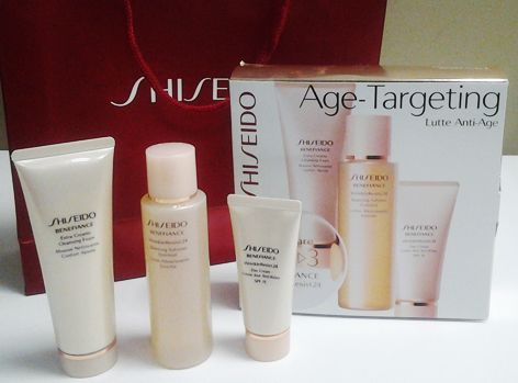 I have a Shiseido Benefiance Wrinkle Resist 24 1-2-3 Kit valued at R1165 to giveaway! This introductory kit targets every step of wrinkle formation for youthful looking skin that can resist signs of aging. The entire line contains a revolutionary breakthrough ingredient, Mukurossi Extract, which directly inhibits the activity of a wrinkle-triggering enzyme. - See more at: http://beautybelle.co.za/managing-oily-skin-giveaway/#sthash.7a0j5GrX.dpuf